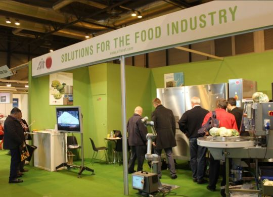 ait food industry fruit attraction